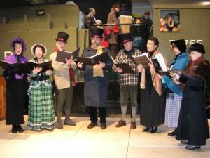 I cantatori allegri spoorwegmuseum 3